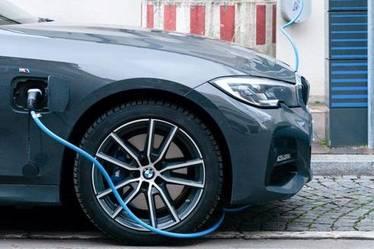 BMW elektromobilis