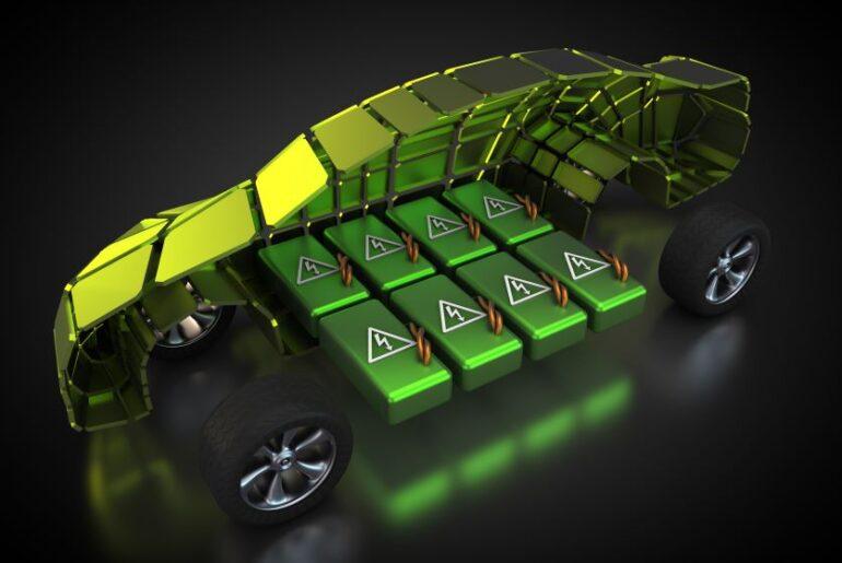 Elektromobilio įkrovimas_baterija